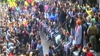 SMAR SW Jarocin 93 - Mała Scena 1993 fragmenty koncertu