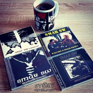 Kolekcjonerskie wznowienia albumów Smar SW - Wywiad z Zibim